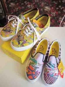 "VANS × The Beatles ""Yellow Submarine"""