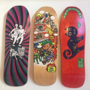 【new arrival】New Deal Skateboards