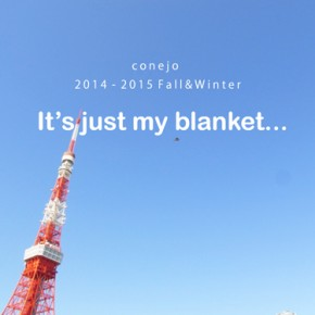 "conejo pop up shop ""It's just my blanket..."""