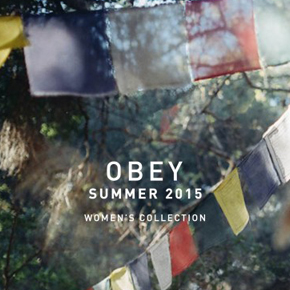 OBEY SUMMER 2015