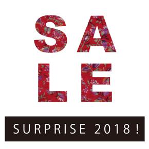 SURPRISE 2018!
