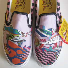VANS × The Beatles